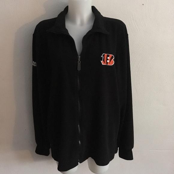 NFL Cincinnati Bengals Women s XL Jacket 5330de5d2c